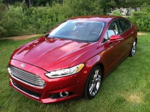 2013 Ecoboost Ford Fusion