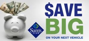 Sams CLub Banner