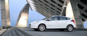 Ford Focus Electric Earn Top Safety Rating