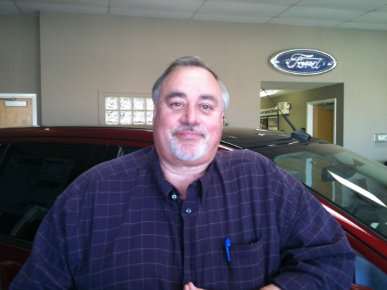 For over 25 years, Keith Boothe has served the people of southern Ohio as a consultant at Vallery Ford in Waverly, Ohio